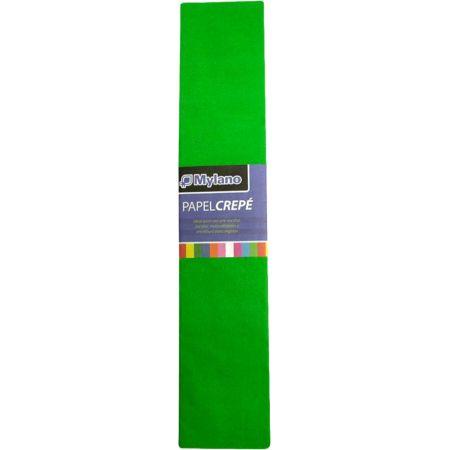Papel Crepé Verde Claro Blister x 1 Pliego