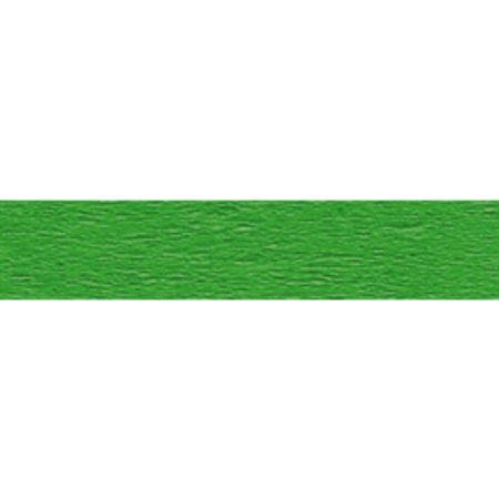 Papel Crepé Verde Limón x 1 Pliego