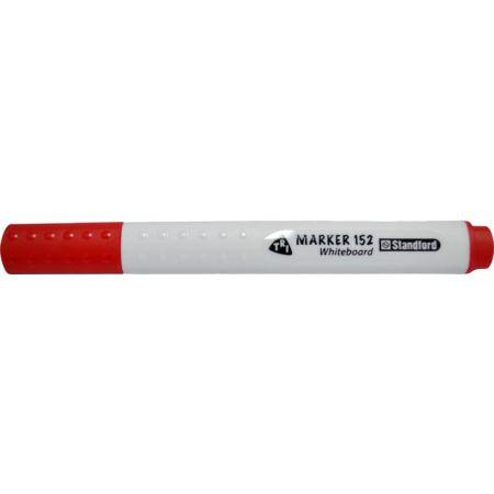Plumón para Pizarra Marker 152 Rojo Blister x 1 Unidad