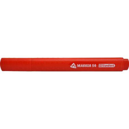 Plumón Marker 56 Rojo Blister x 1 Unidad