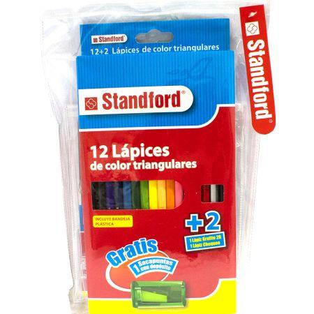Paquete Colores y Plumones Junior Pack x 1 Unidad Caja x 12 Unidades