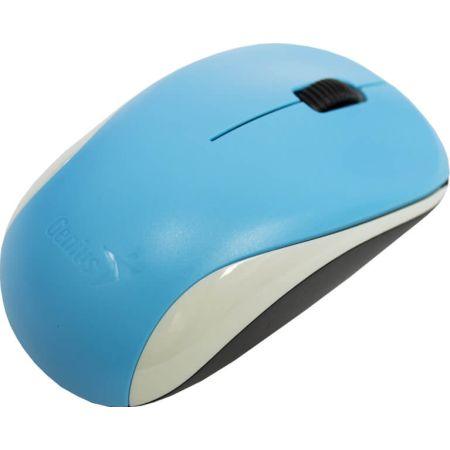 Mouse Inalámbrico NX-7000 Azul