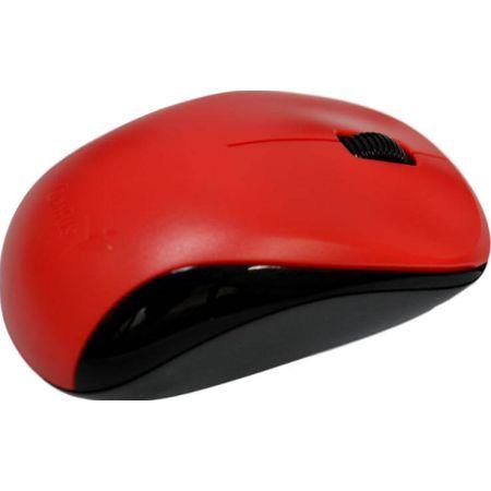 Mouse Inalámbrico NX-7000 Rojo