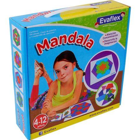 Mandalas Caja x 144 Piezas