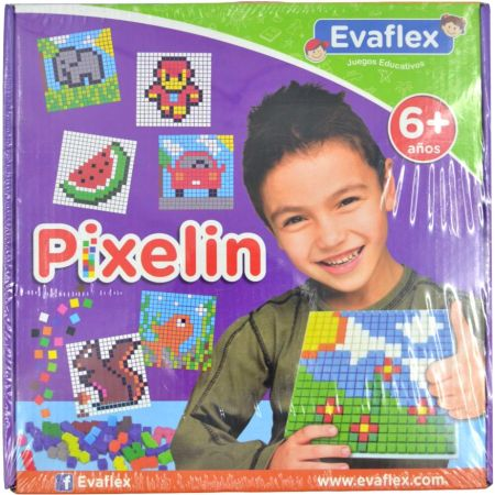 Pixelin Caja x 1 Unidad