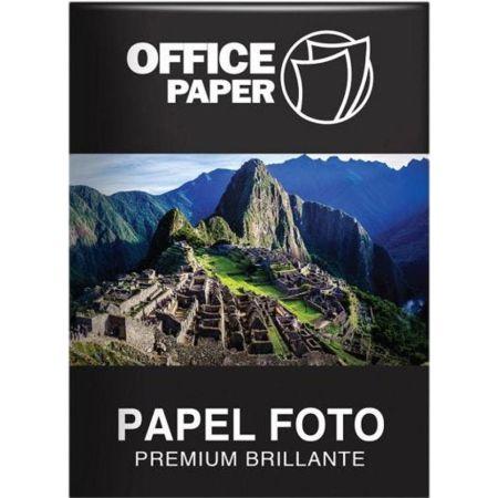Papel Fotográfico Premium A4 20 Hojas 270 g