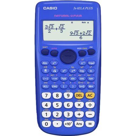 Calculadora Científica FX - 82 La Plus Azul