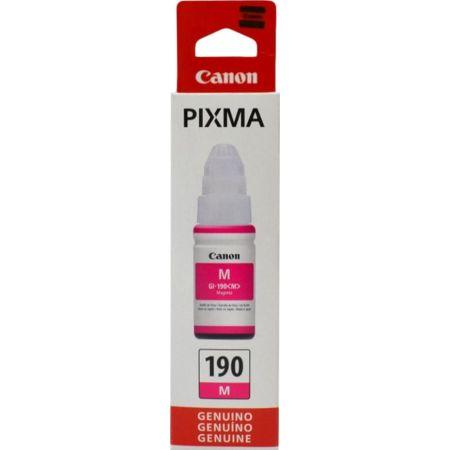 Tinta para Impresora en Botella GL-190 Magenta