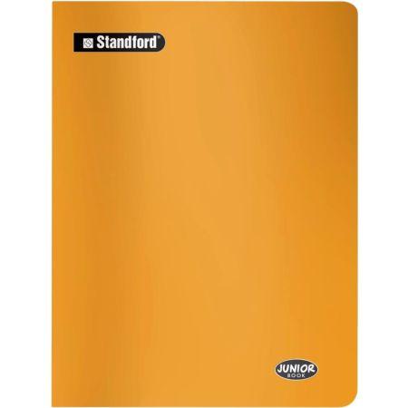 Cuaderno Junior Book Rayado A4 Grapado x 80 Hojas