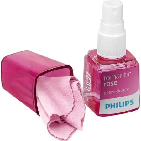 Limpiador para Pantallas Aromatizado Rosa