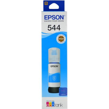 Tinta para Impresora en Botella 544 Cyan