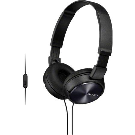 Audífono On-Ear MDR-ZX310AP Negro con Micrófono