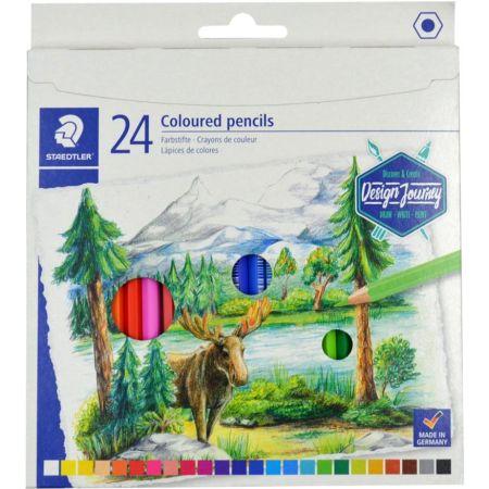 Colores Largos Caja x 24 Unidades