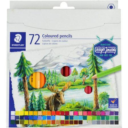 Colores Largos Caja x 72 Unidades