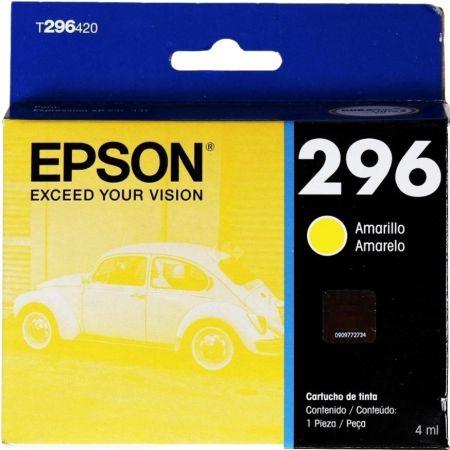 Tinta para Impresora en Cartucho 296 Yellow