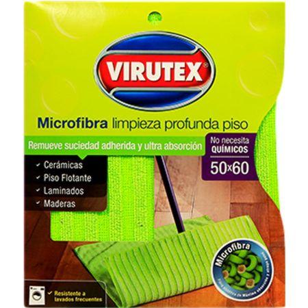 Trapeador de Microfibra Abrasivo 50 x 60 cm x 1 Unidad