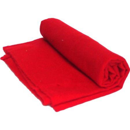 Franela Roja 70 x 100 cm x 1 Unidad