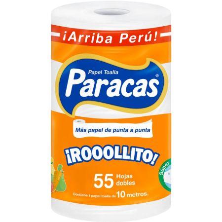 Papel Toalla Rollito Paquete x 1 Rollo