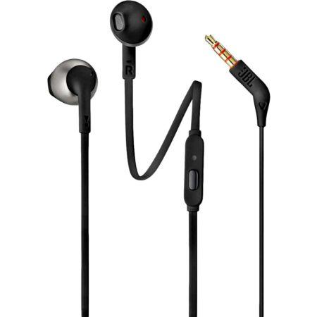 Audífono In-Ear T205 Negro