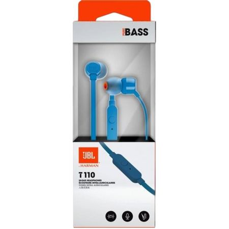 Audífono In-Ear T110 Wired Azul