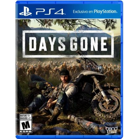 PS4 Juego Days Gone LATAM