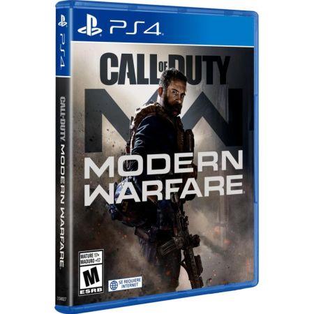PS4 Juego Call of Duty Modern Warfare LATAM