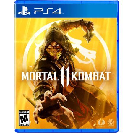 PS4 Juego Mortal Kombat 11 LATAM
