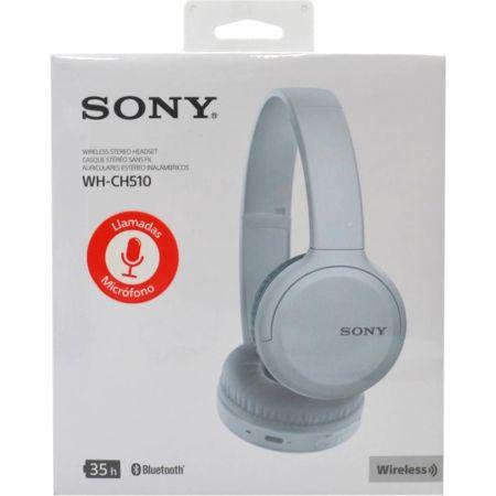 Audífono Bluetooth On-Ear WH-CH510 Blanco
