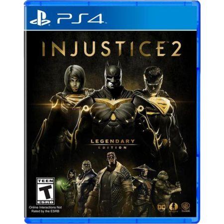 PS4 Juego Injustice 2 Legendary Edition
