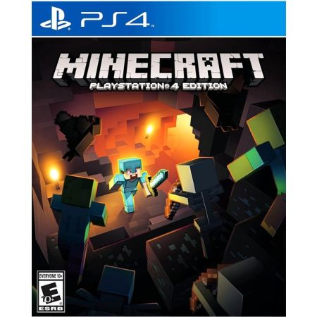 PS4 Juego Minecraft LATAM