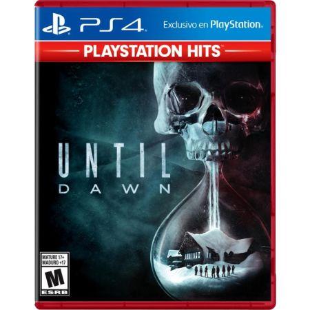PS4 Juego Until Dawn - PlayStation Hits LATAM