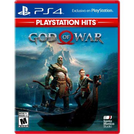 PS4 Juego God Of War - PlayStation Hits LATAM