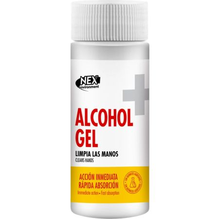 Alcohol en Gel Frasco x 50 ml