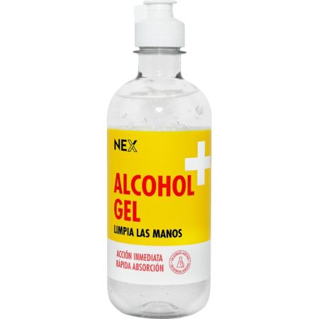 Alcohol en Gel Frasco x 380 ml