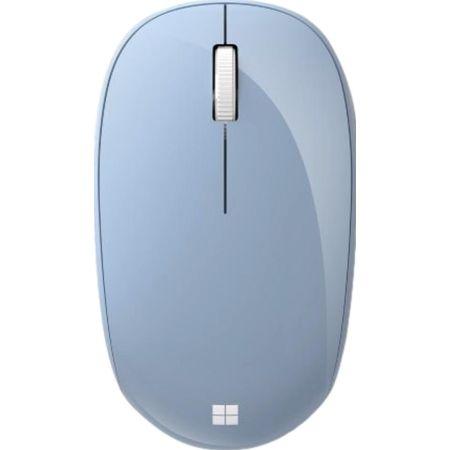 Mouse Inalámbrico Bluetooth Pastel Blue