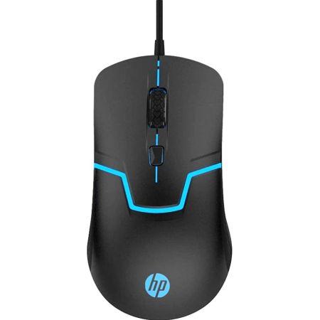 Mouse Gamer Alámbrico Negro M100