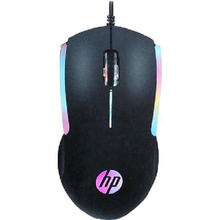 Mouse Gamer Alámbrico Negro M160