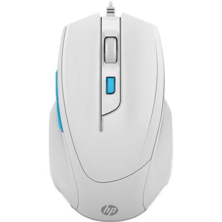Mouse Gamer Alámbrico Blanco M150