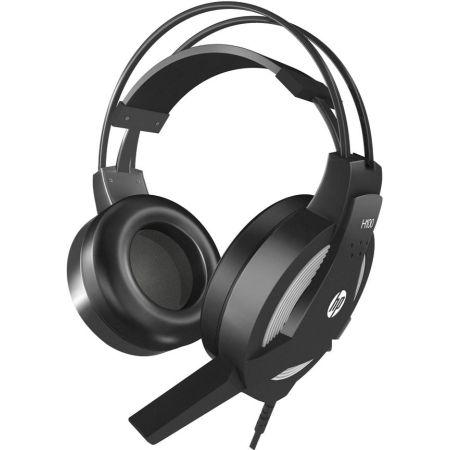 Audífono Gamer con Micrófono Negro H100