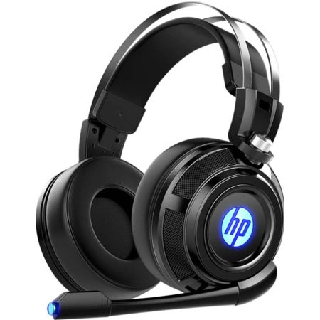 Audífono Gamer con Micrófono Negro H200