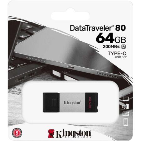 Memoria USB C 3.2 DT80 64GB