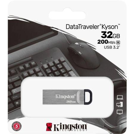 Memoria USB 3.2 DT Kyson 32GB