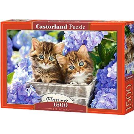 Rompecabeza x 1500 Piezas Cute Kittens