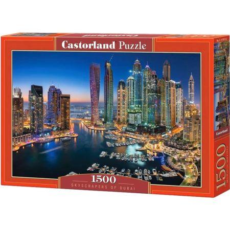 Rompecabeza x 1500 Piezas Skyscrapers Of Dubai
